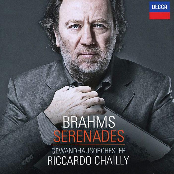 Риккардо Шайи,Gewandhausorchester Brahms. Serenades. Gewandhausorchester / Riccardo Chailly все цены