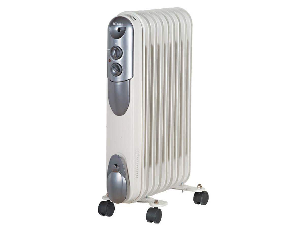 лучшая цена Ресанта ОМПТ-9Н (2 кВт) напольный радиатор