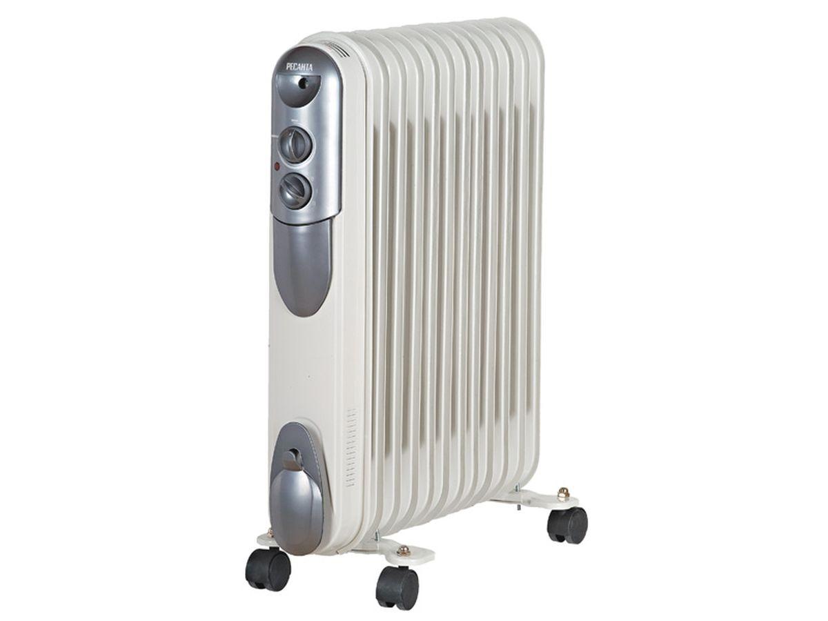лучшая цена Ресанта ОМПТ-12Н (2,5 кВт) напольный радиатор