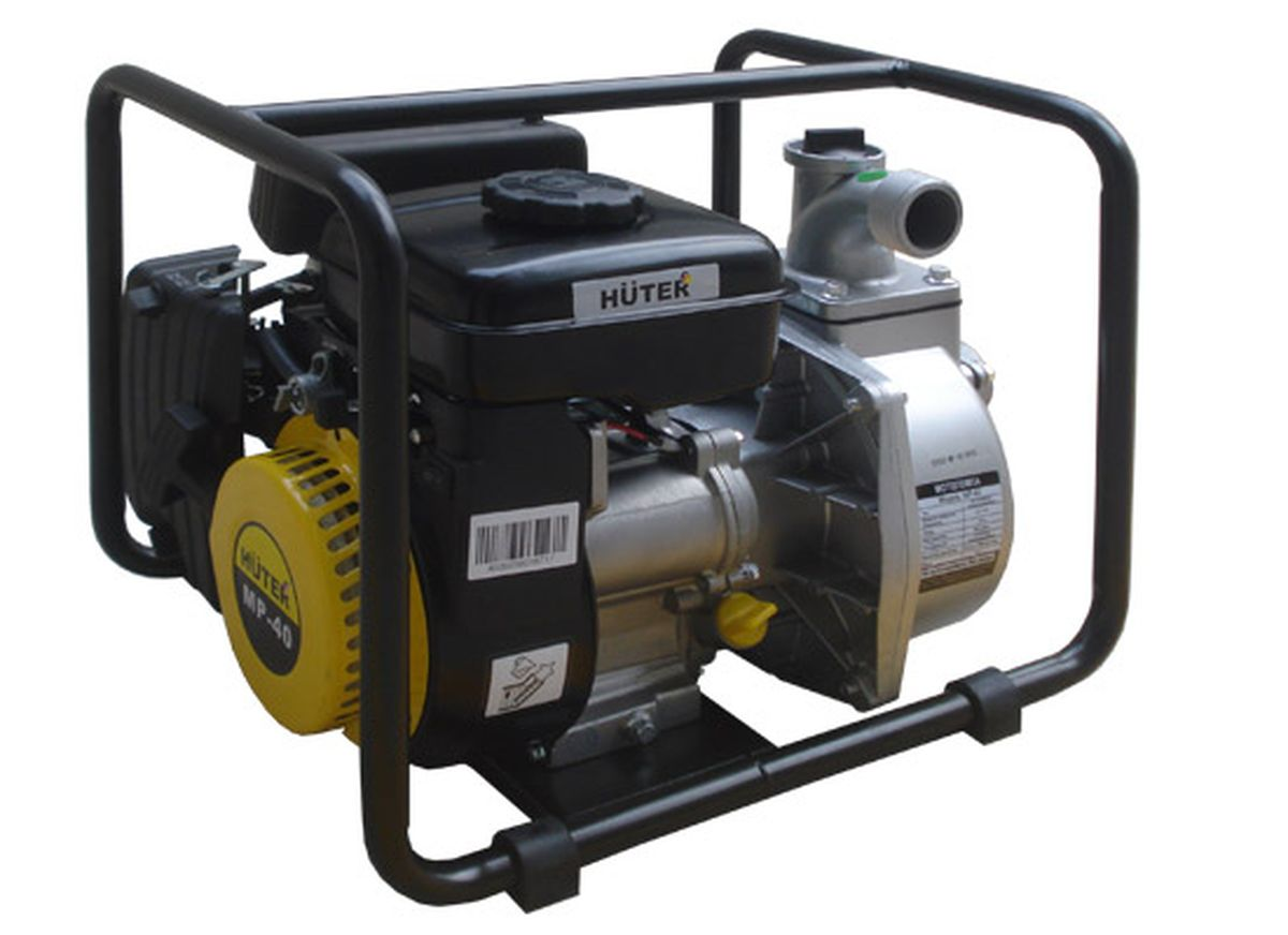 Мотопомпа HuterMP-40 радиоуправляемые игрушки с бензиновым двигателем