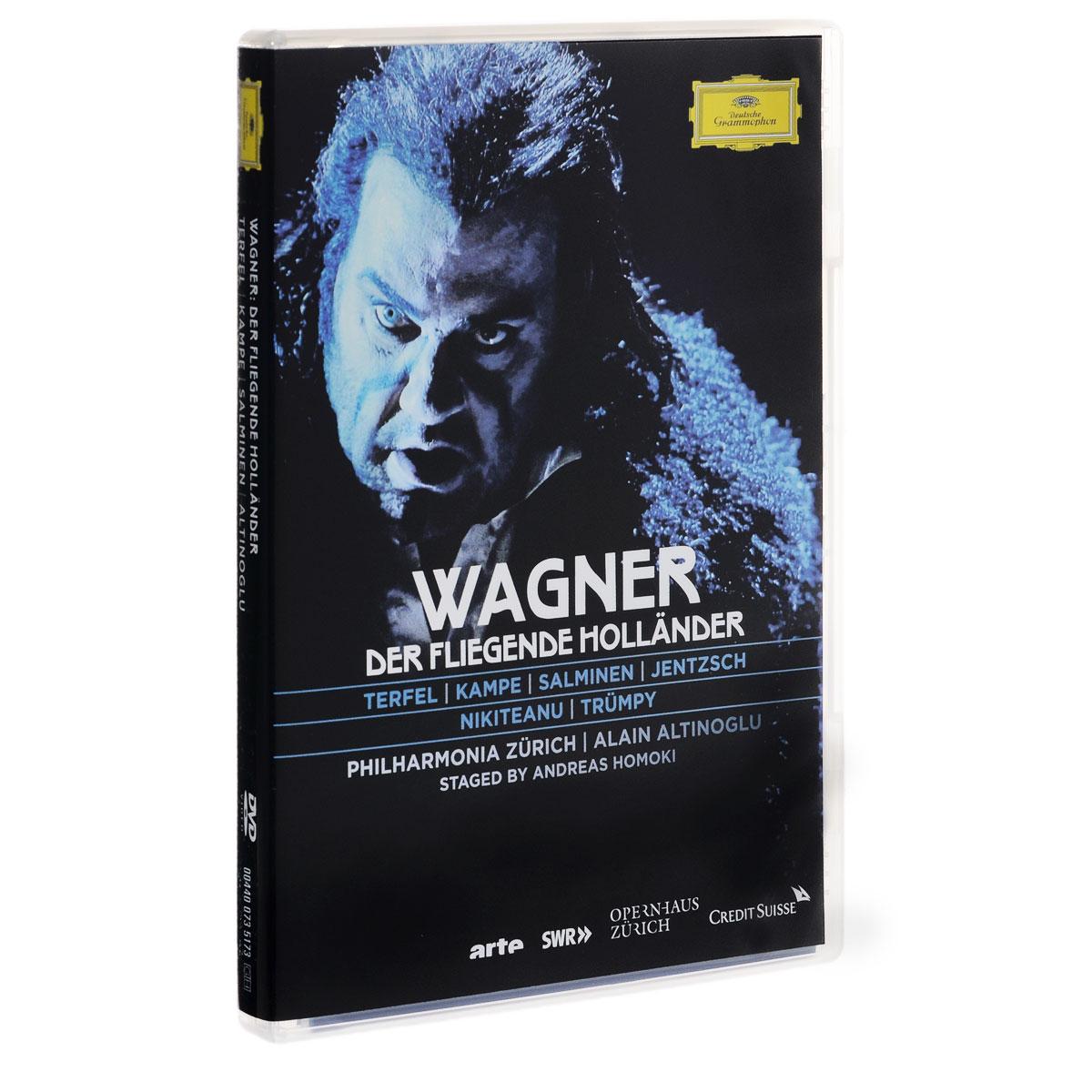 Wagner. Der Fliegende Hollander цены онлайн