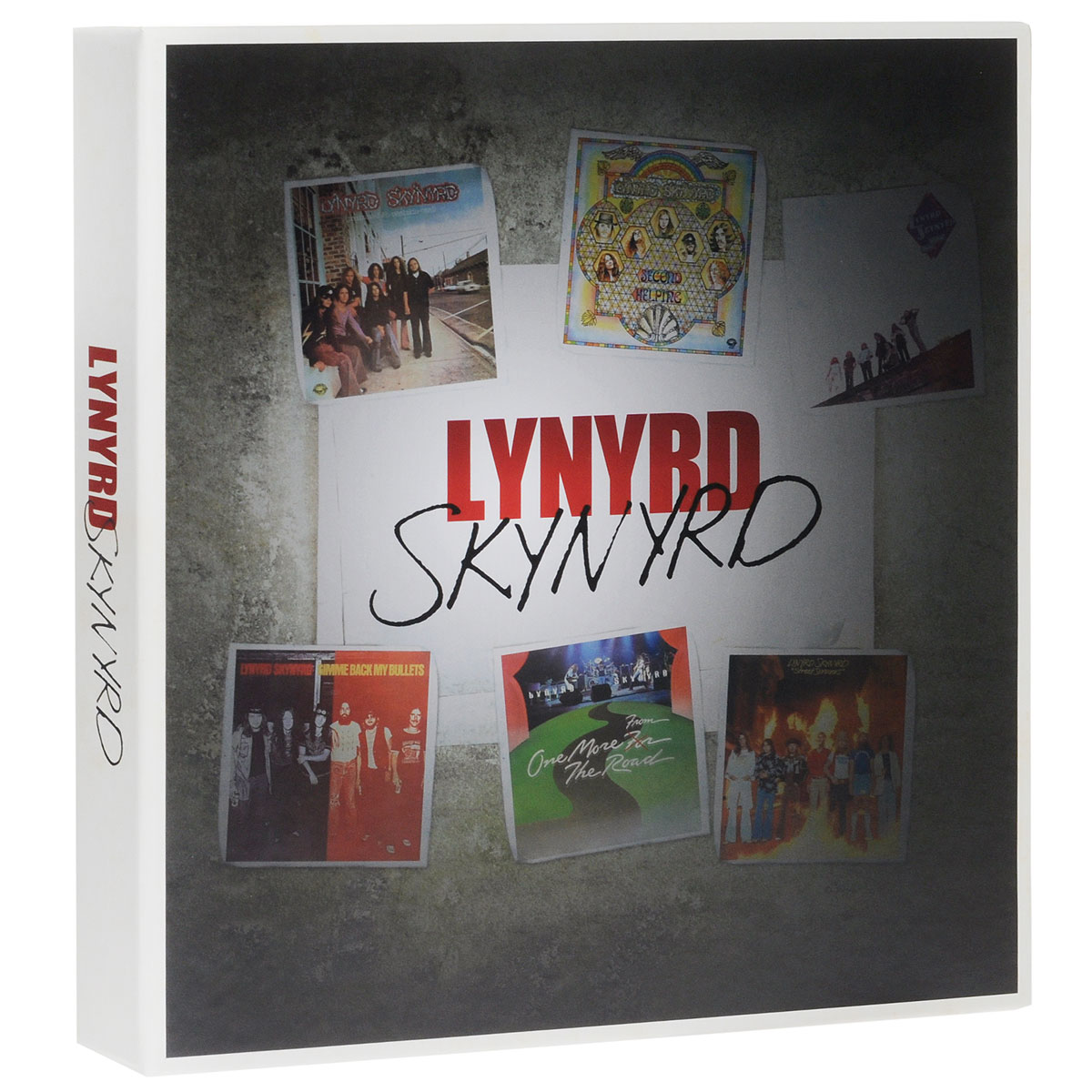 Lynyrd Skynyrd Lynyrd Skynyrd (7 LP) sweet sweet the rainbow sweet live in the uk new vinyl edition 2 lp