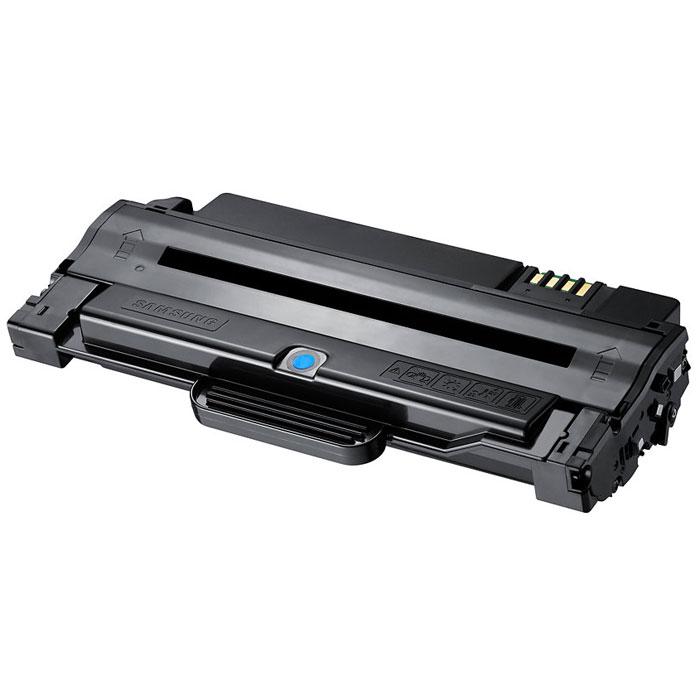 Картридж Samsung MLT-D105L, черный, для лазерного принтера, оригинал