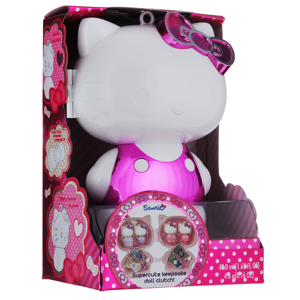 Косметика детская hello kitty купить эйвон для новых представителей