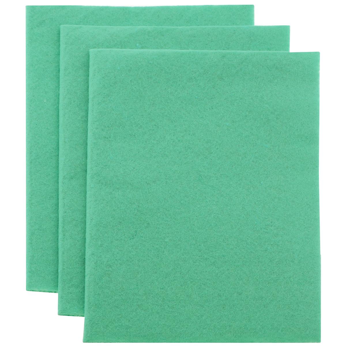 Салфетка для уборки Home Queen, цвет в ассортименте, 30 см х 38 см, 3 шт салфетка home queen цветы цвет синий диаметр 30 см