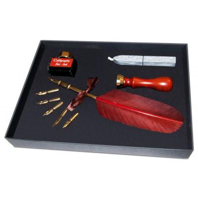 Каллиграфический набор Lo Scarabeo, 9 предметов lo 250304к