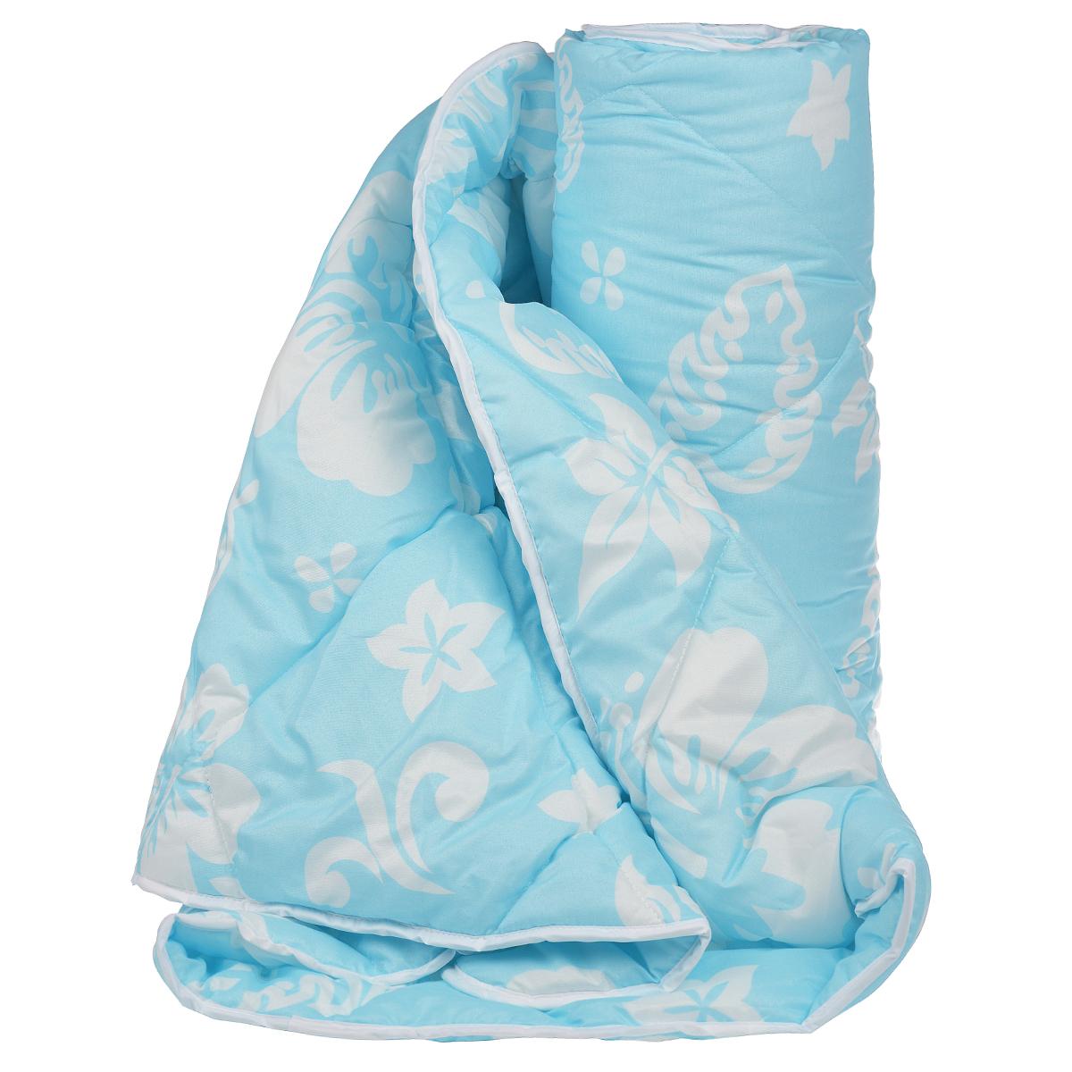 """Одеяло Dargez """"Бомбей"""", наполнитель: бамбуковое волокно, в ассортименте, 140 х 205 см"""