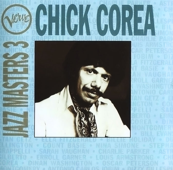 Чик Кориа Chick Corea. Verve Jazz Masters 3 chick corea the ultimate adventure live in barcelona