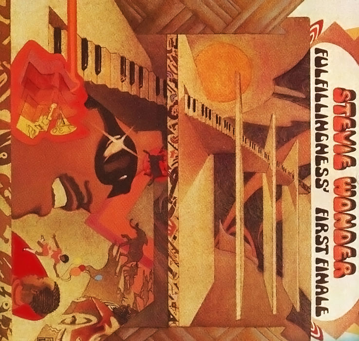 Стиви Уандер Stevie Wonder. Fulfillingness' First Finale уэйн уандер wayne wonder no holding back