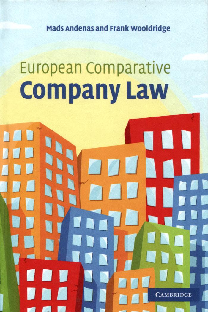 European Comparative Company Law european company law