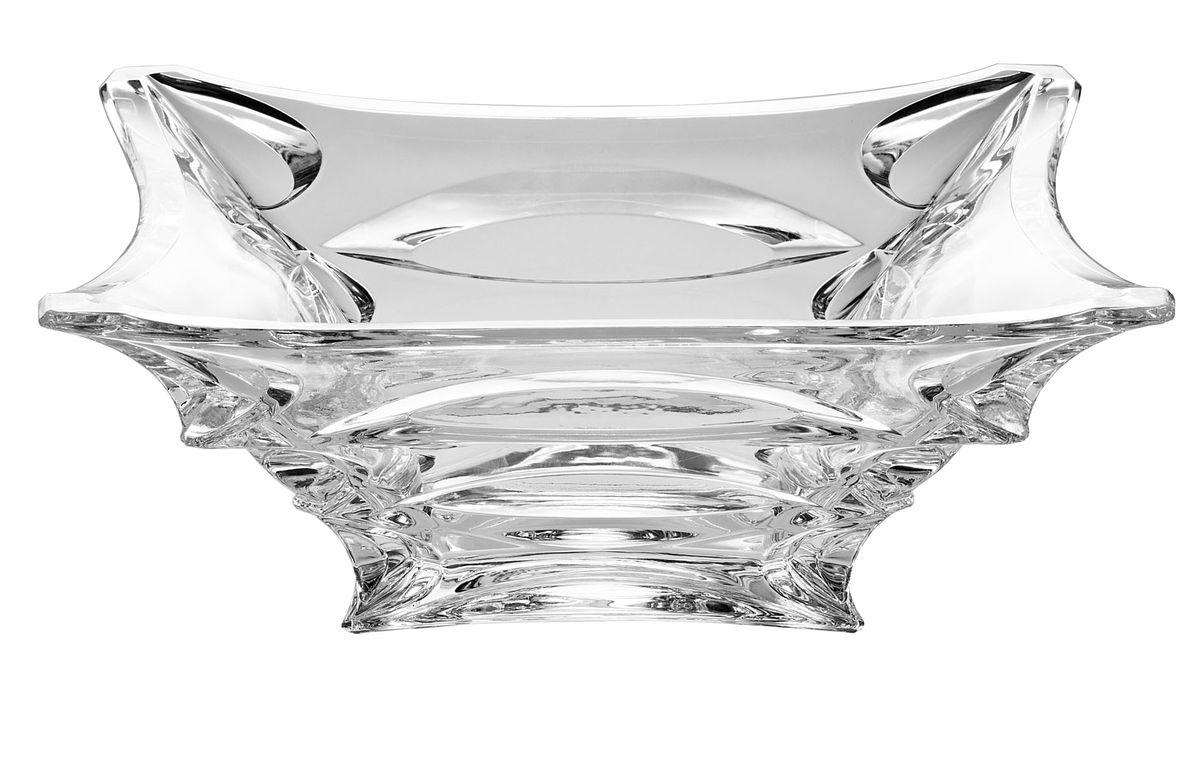 Салатник Crystal Bohemia X-Lady, 29 х 29 см салатник crystal bohemia x lady 29 х 29 см