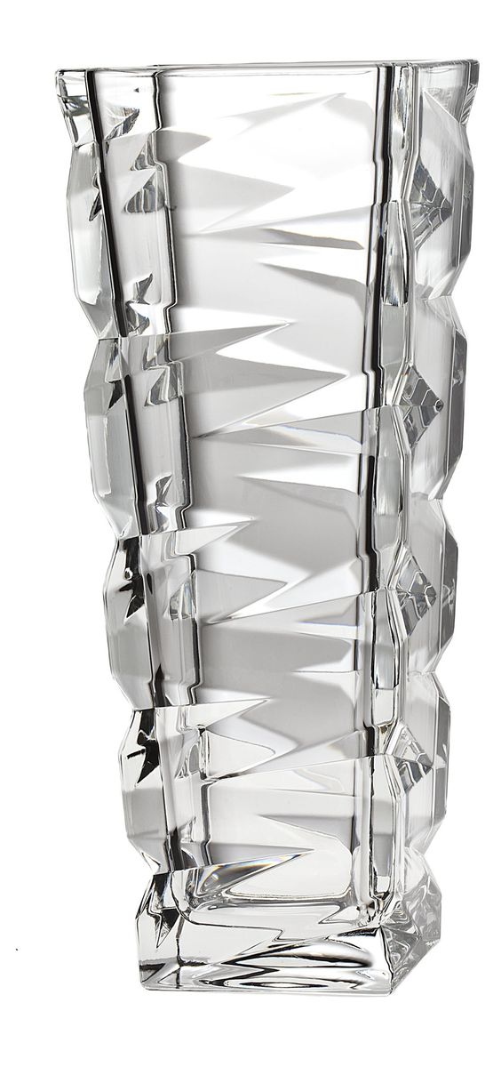 Ваза Crystal Bohemia, высота 31,5 см ваза 12 см crystal bohemia