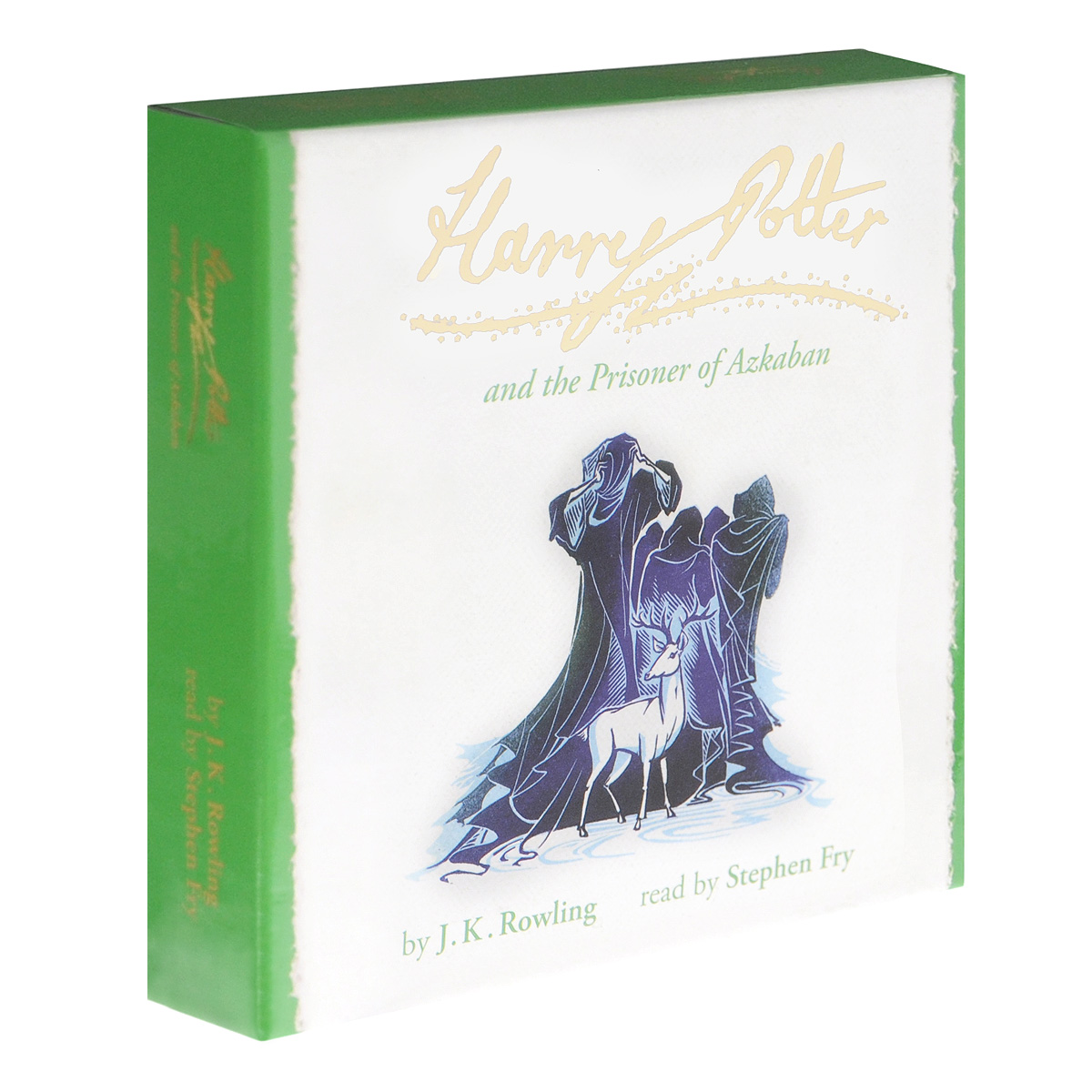 Harry Potter and the Prisoner of Azkaban (аудиокнига на 10 CD)