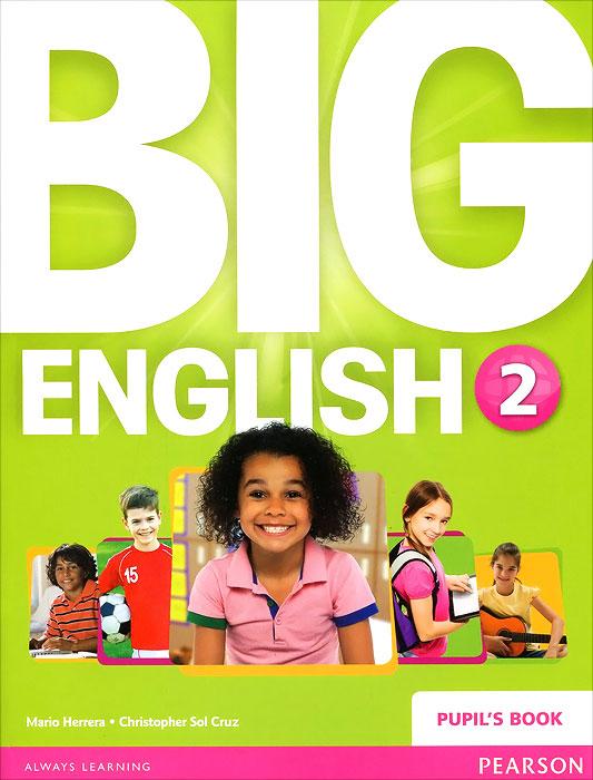 Big English 2: Pupil's Book (+ наклейки) big english 2 pupil s book наклейки