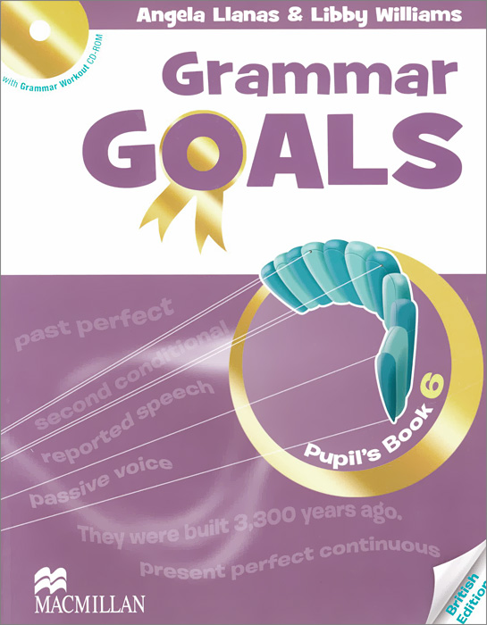Grammar Goals: Pupil's Book: Level 6 (+ CD-ROM) shooting stars starter level cd rom