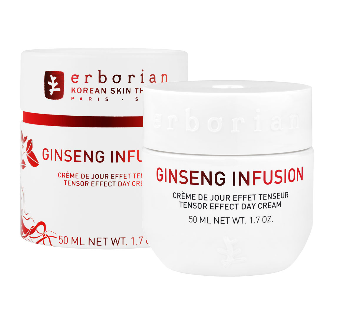 Erborian Восстанавливающий дневной крем для лица Женьшень 50 мл
