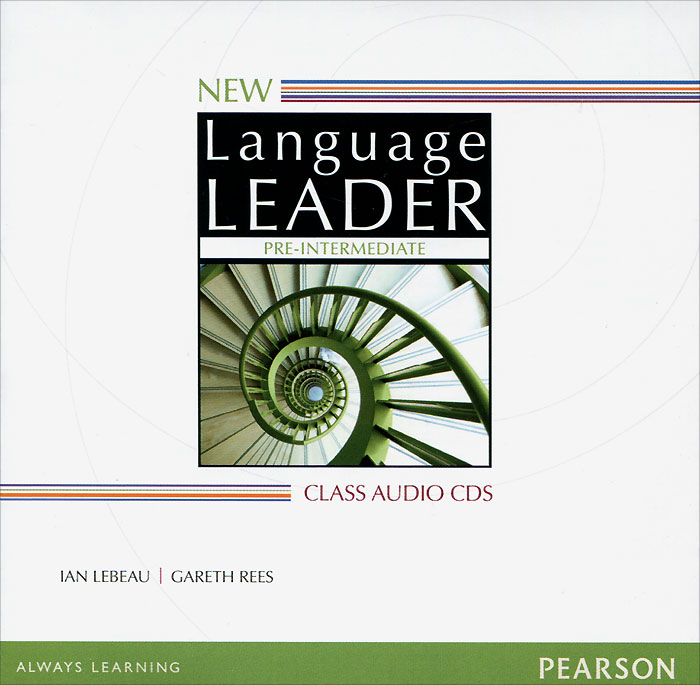 New Language Leader: Pre-Intermediate: Class Audio CDs (аудиокурс на 2 CD) first trainer audio cds аудиокурс на 4 cd