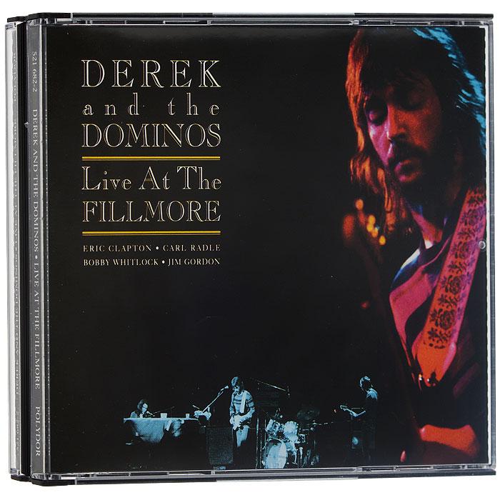 Derek & The Dominos Derek And The Dominos. Live At The Fillmore (2 CD ) derek lambert the judas code