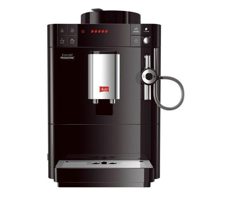 Кофемашина Melitta Caffeo Passione F530-102, Black (21022)