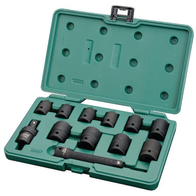 Набор торцевых головок SATA 12пр. 09009 набор торцевых головок sata 12пр 09133
