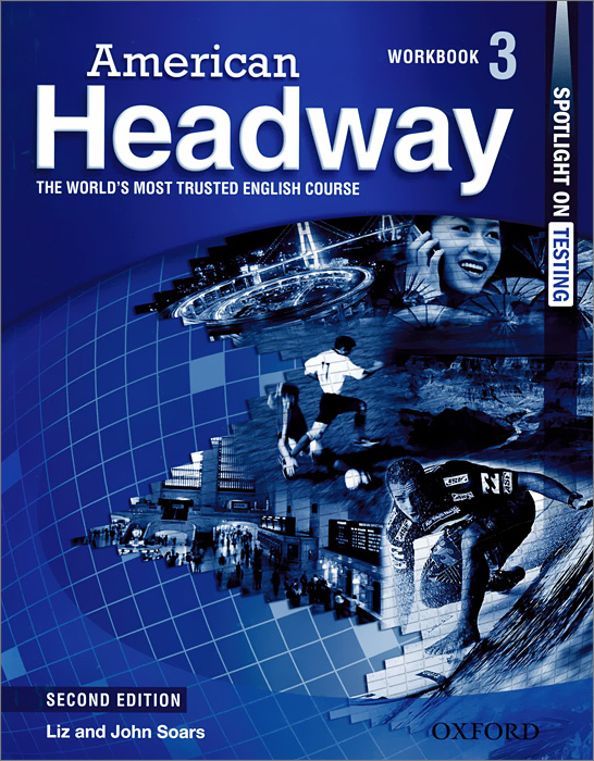 American Headway: Workbook 3: Spotlight on Testing: Level В1 english download [с1] tb