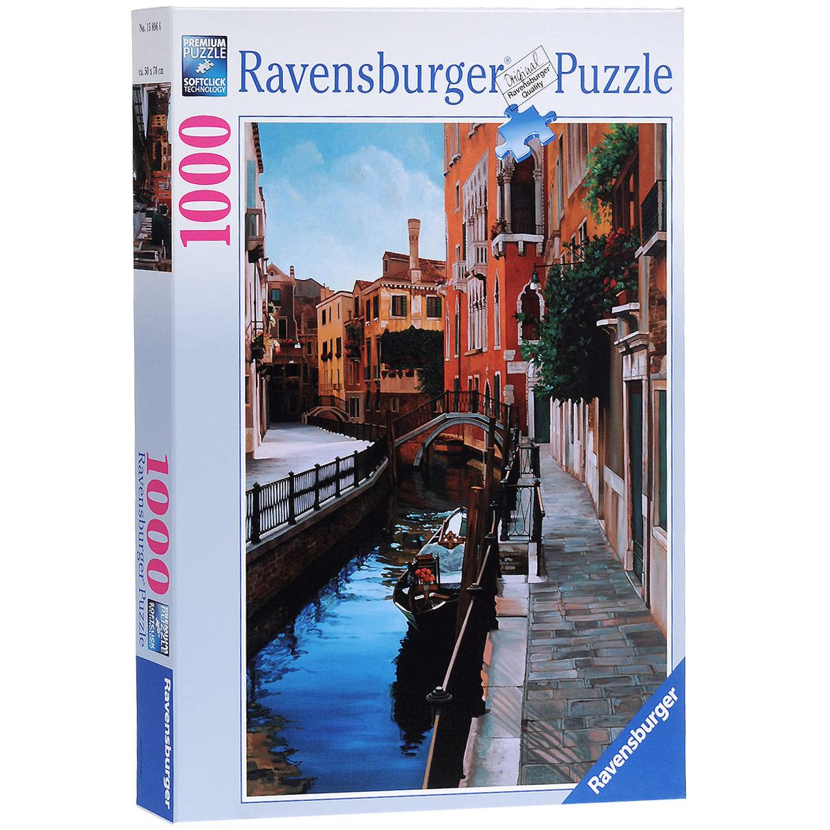 Ravensburger Венеция. Пазл, 1000 элементов