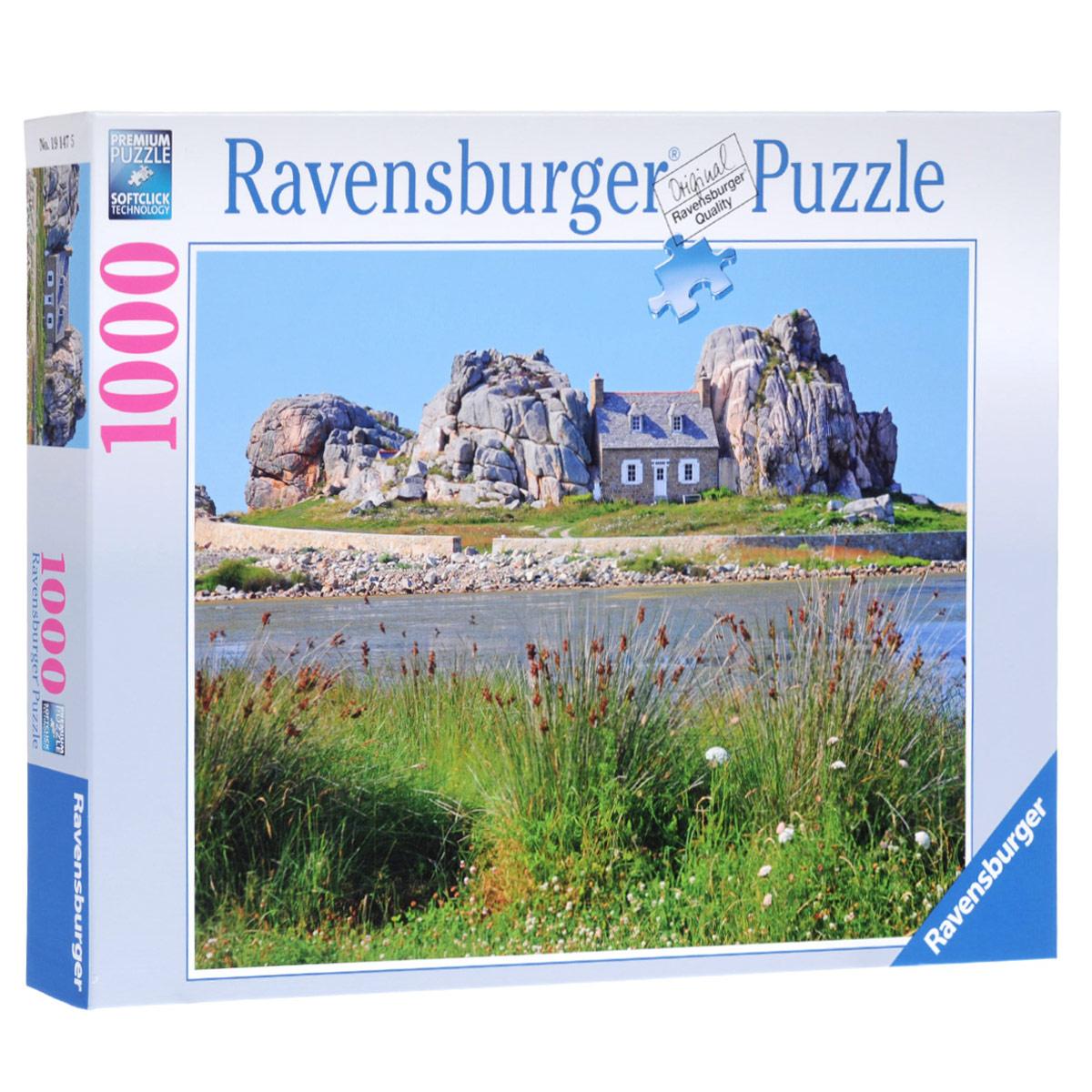 Ravensburger Дом в Британии. Пазл, 1000 элементов недорого
