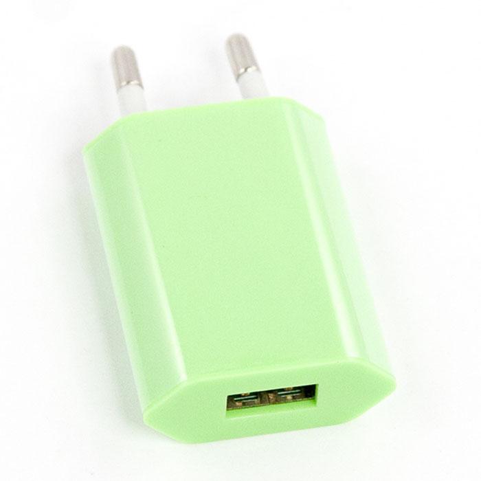 Liberty Project зарядное устройство R0003922 1А, Green зарядное устройство liberty project usb 1а sm000123 yellow