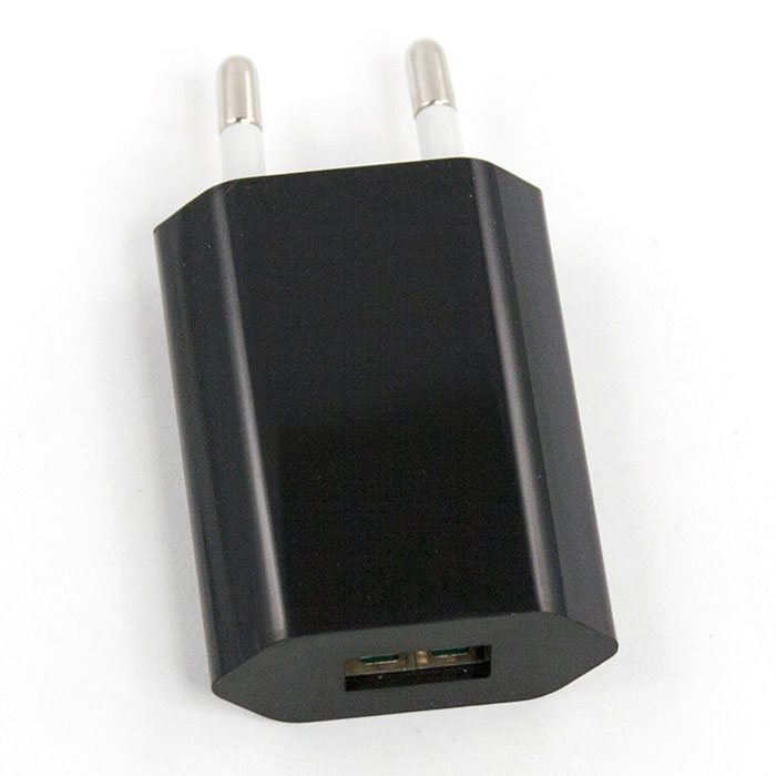 Liberty Project зарядное устройство R0003922 1А, Black keneksi liberty black