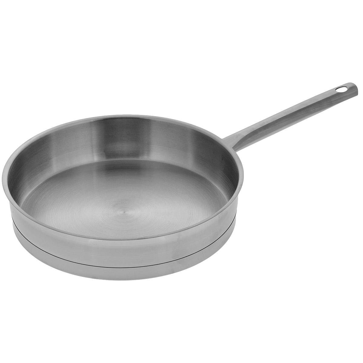 Сковорода 12AU44026-MA, Нержавеющая сталь