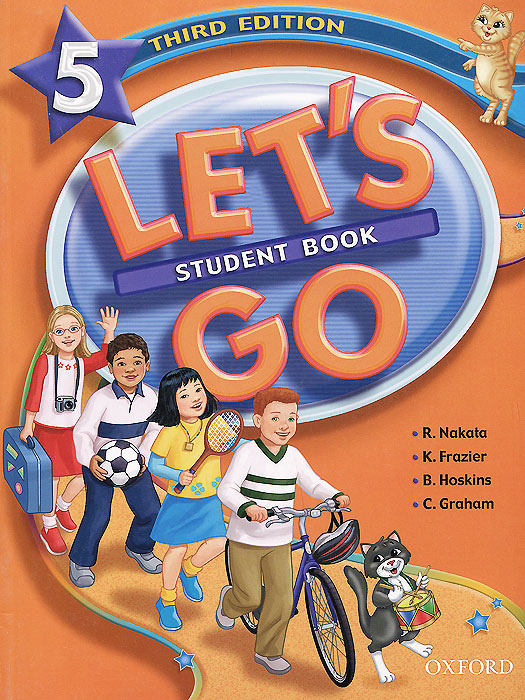 Let's Go 5: Student Book oxford discover 4 grammar student book