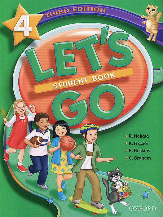 Let's Go 4: Student Book oxford discover 4 grammar student book
