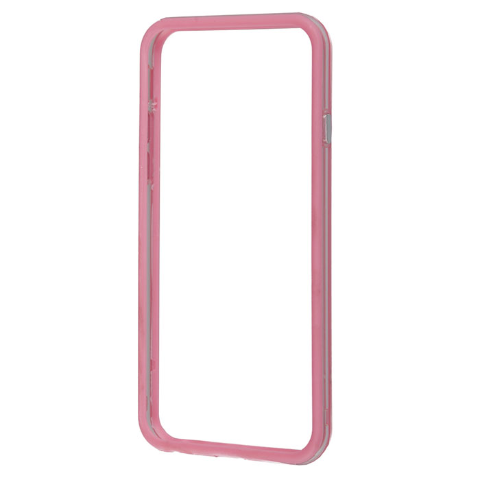 Liberty Project Bumpers чехол-накладка для iPhone 6, Clear Pink