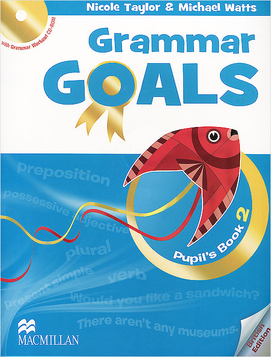 Grammar Goals: Pupil's Book: Level 2 (+ CD-ROM)