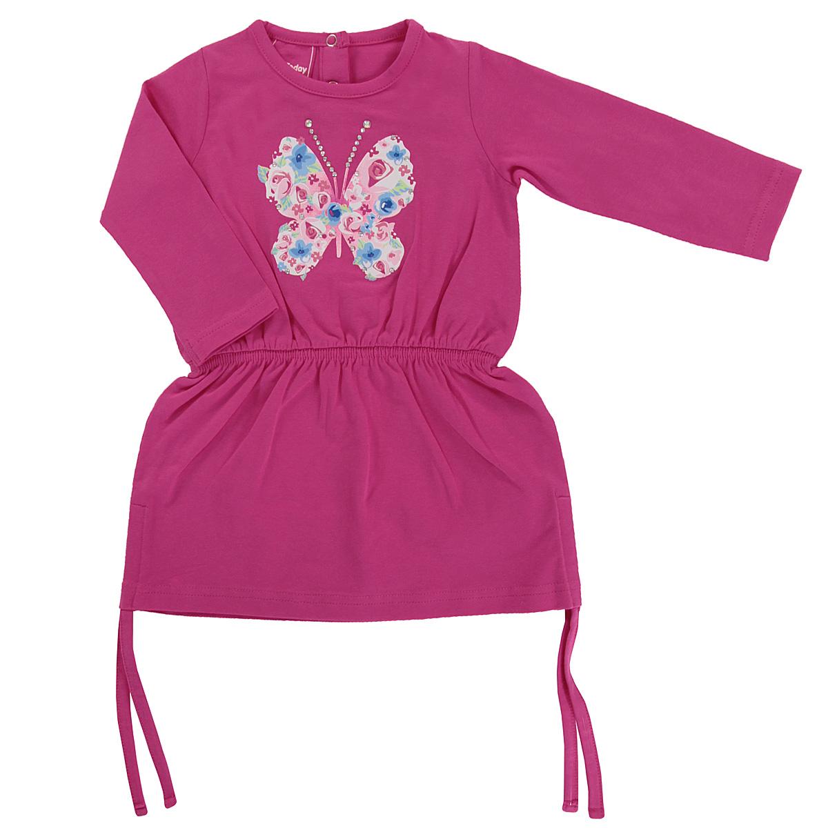721822abb04f8d7 Платье PlayToday — купить в интернет-магазине OZON.ru с быстрой доставкой