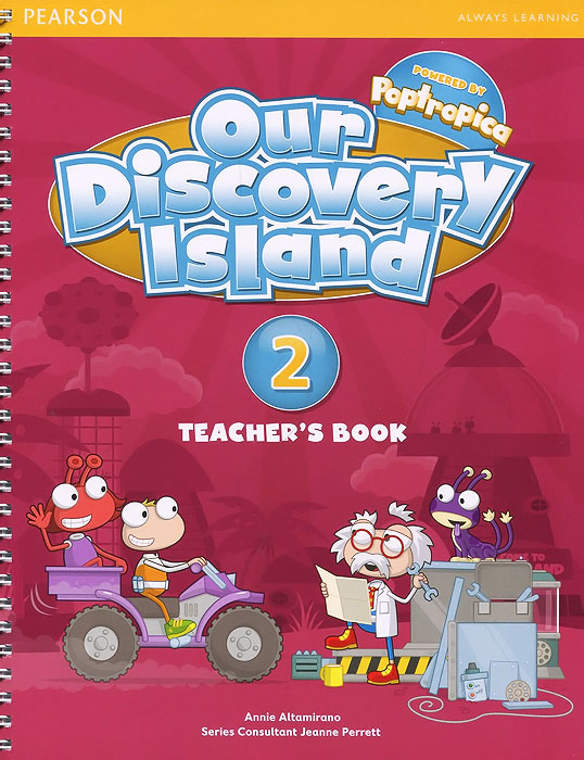 цены на Our Discovery Island: Level 2: Teacher's Book  в интернет-магазинах