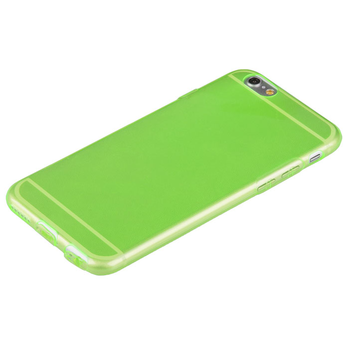 Liberty Project TPU чехол для iPhone 6, Green liberty project tpu case чехол для iphone 5 5s white matte
