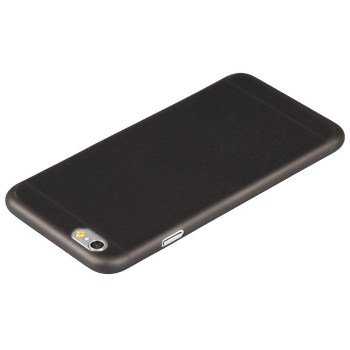 Liberty Project защитная крышка 0,4 мм для iPhone 6, Black цена и фото