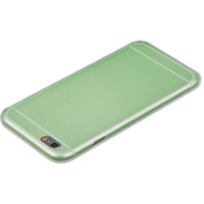 Liberty Project защитная крышка 0,4 мм для iPhone 6, Green цена и фото