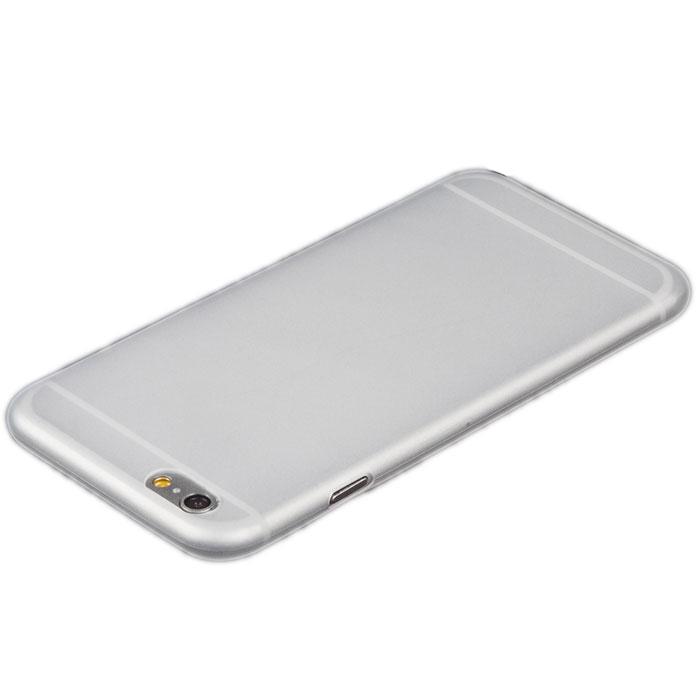 Liberty Project защитная крышка 0,4 мм для iPhone 6, White цена и фото
