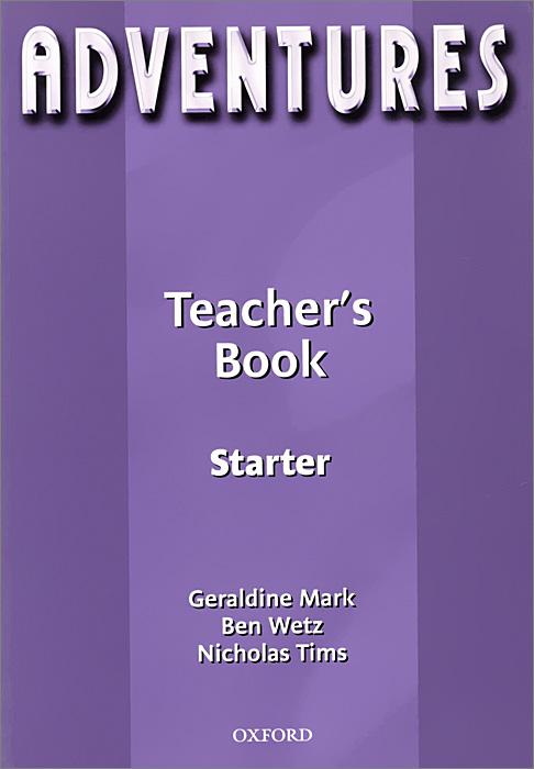 Adventures: Starter: Teachers Book
