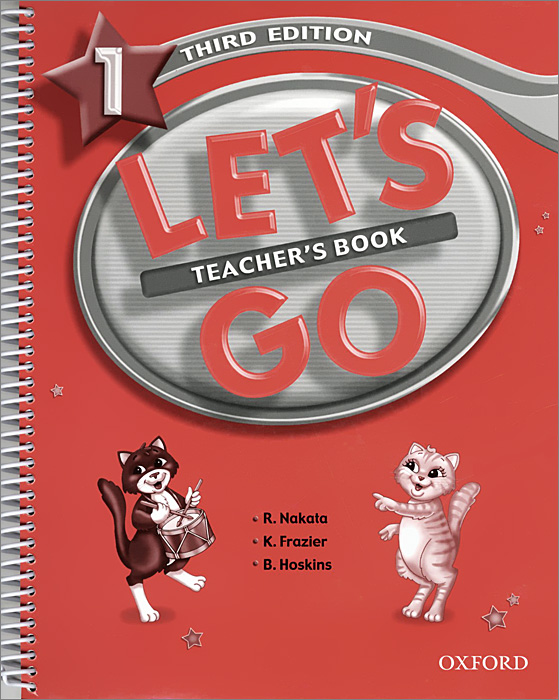 Let's Go 1: Teacher's Book brand new e3z d81 with free dhl