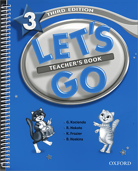 Let's Go 3: Teacher's Book brand new e3z d81 with free dhl