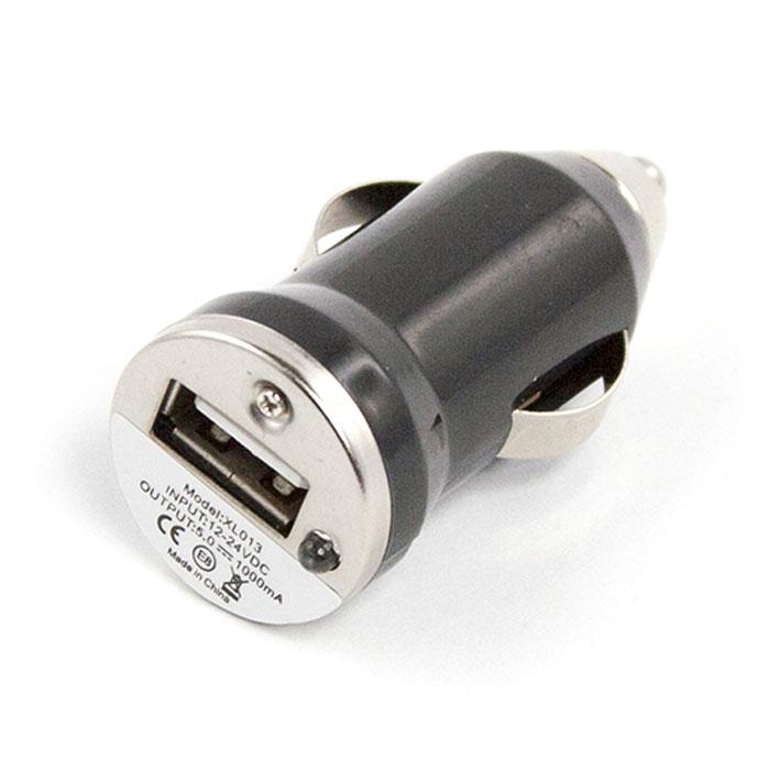 Liberty Project автомобильное ЗУ 1 А, Black автомобильное зарядное устройство technoking зу 75и для аккумуляторов 6 12 в 10 а 46430 красный