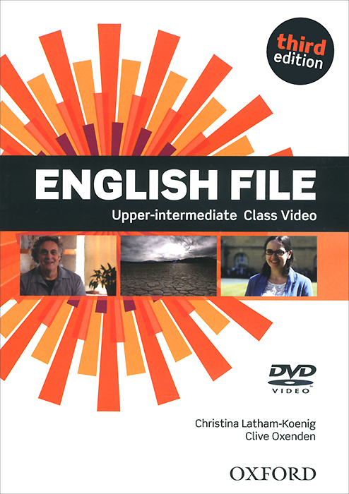 English File: Upper-Intermediate (аудиокурс на DVD-ROM)