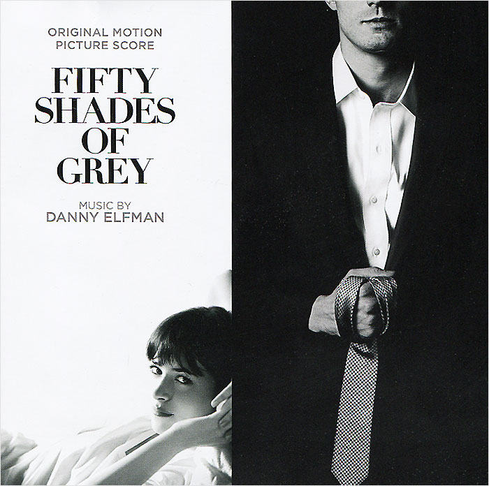Danny Elfman. Fifty Shades Of Grey. Original Motion Picture Score. Music By Danny Elfman danny phantom daniel danny fenton cosplay jumpsuit costume