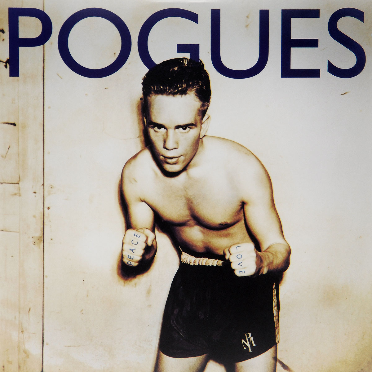 The Pogues. Peace And Love (LP) the pogues peace and love lp