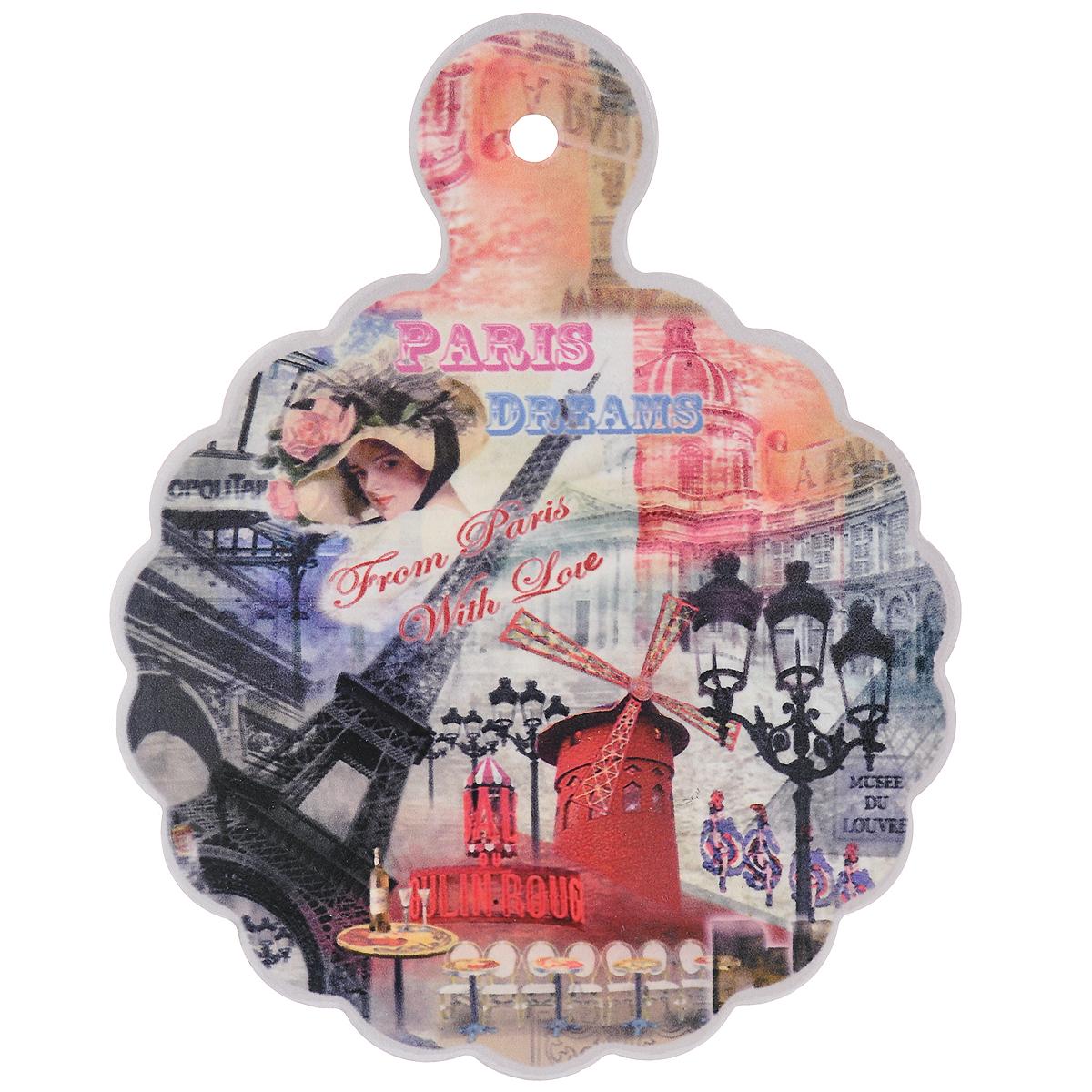 """Подставка под горячее Gift'n'Home """"Парижские фантазии"""", 18 х 23 см"""