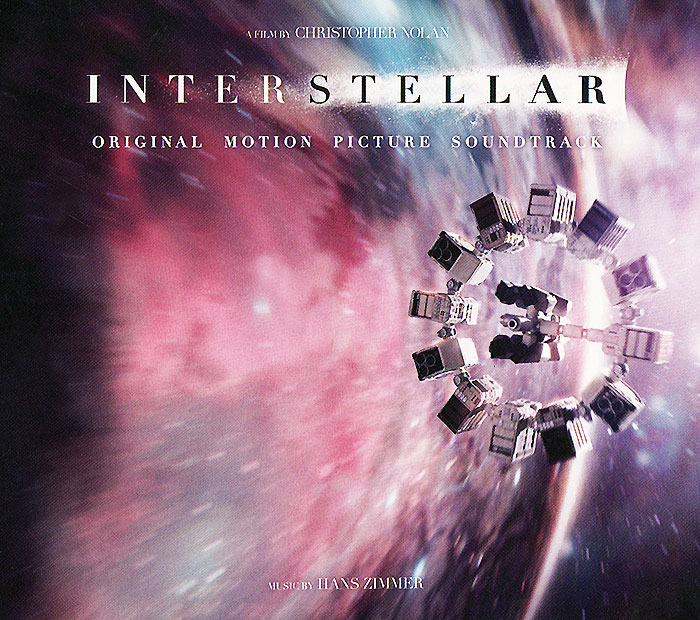 Interstellar. Original Motion Picture Soundtrack. Music By Hans Zimmer son of a gun original soundtrack album music by jed kurzel