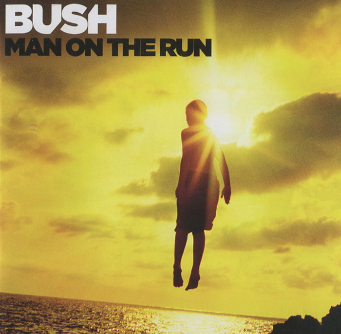 Bush Bush. Man On The Run nutkin on the run
